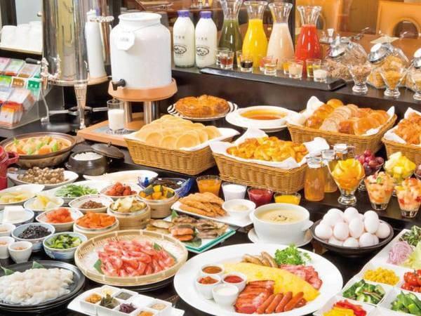朝食「ノーザンテラスダイナー」/一例