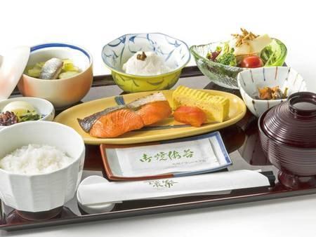 朝食(「環樂(わらく)」)/一例