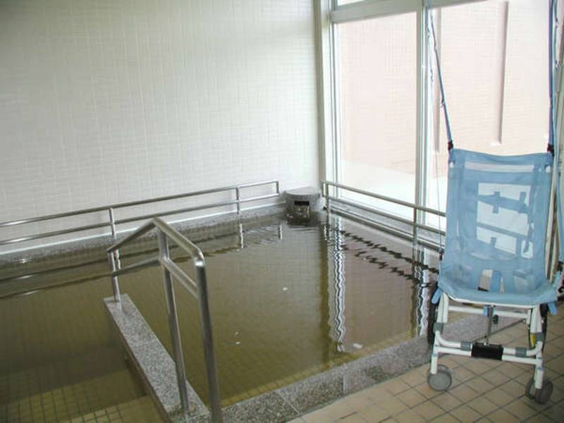 小浴場(バリアフリー対応可)