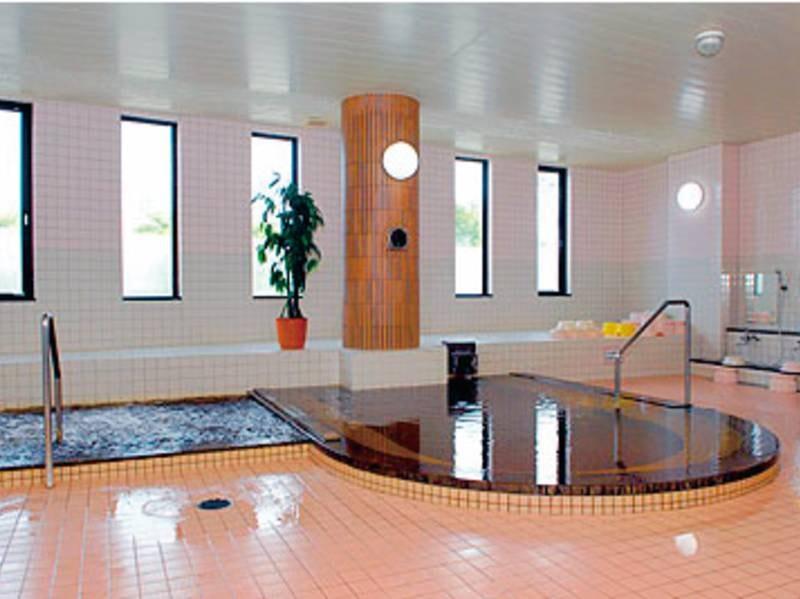 【女性大浴場】北海道遺産・モール温泉をたっぷりと注いだ大浴場