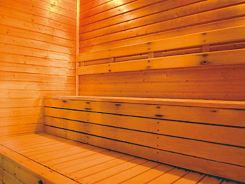 【大浴場】サウナも完備
