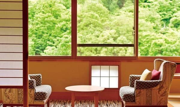【高層階/山側】デラックス和室/写真一例