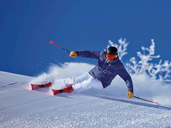 【富良野スキー場】スキー場までアクセス抜群の好立地!
