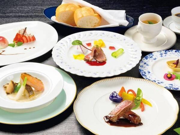 【選べる夕食/例】洋食ディナーコース