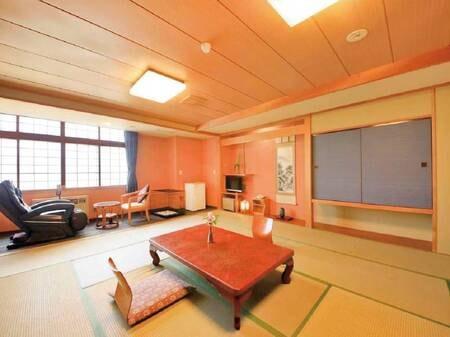 ★禁煙【ワンちゃん同室】和室10~15畳/一例