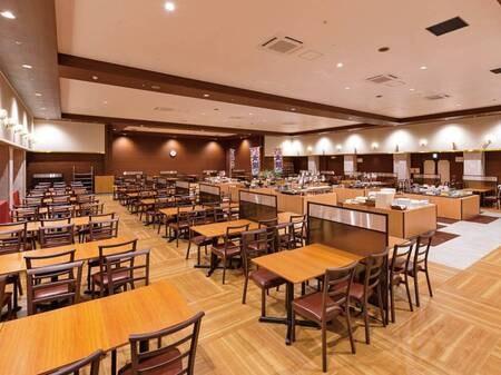 【レストラン会場】20年12月にリニューアルオープン!