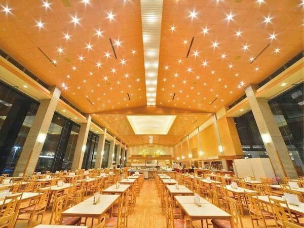 【レストラン ルーペーニュ】開放感あるレストラン