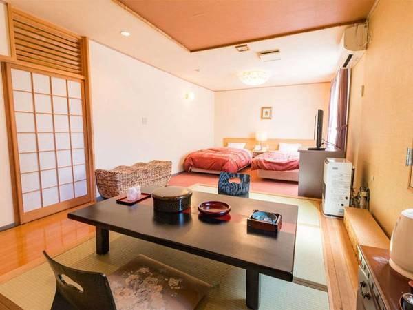 檜の内風呂付客室/一例