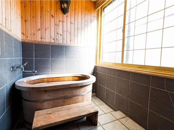 檜の内風呂付客室/例