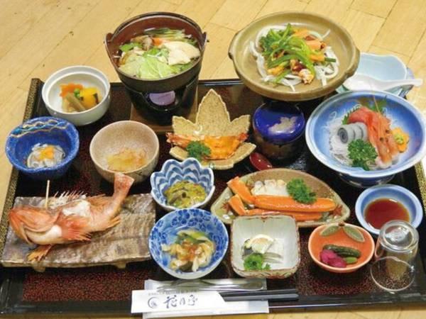 【ご当地名物プラン/一例】高級魚カサゴの塩焼き&B-1グランプリでご当地名物十和田バラ焼き付