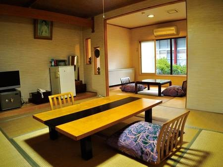 【客室/例】風情豊かな庭園の風景を眺める事が出来ます※人数に応じて8畳以上の和室へご案内