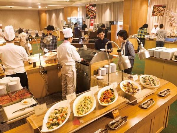 【和洋バイキング/例】熟練された料理人達が腕を振るって!お・も・て・な・し!たくさん召し上がって頂けると嬉しいです♪