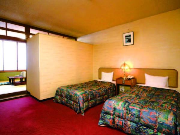 【和洋室/例】8畳以上和室+ベッドルームのお部屋