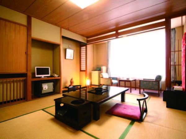 【和室/例】10畳以上の和室または洋室より宿お任せでご案内