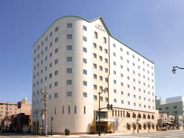 【外観】安心のオークラニッコーホテルチェーン。県内NO1と評判の朝食が好評♪
