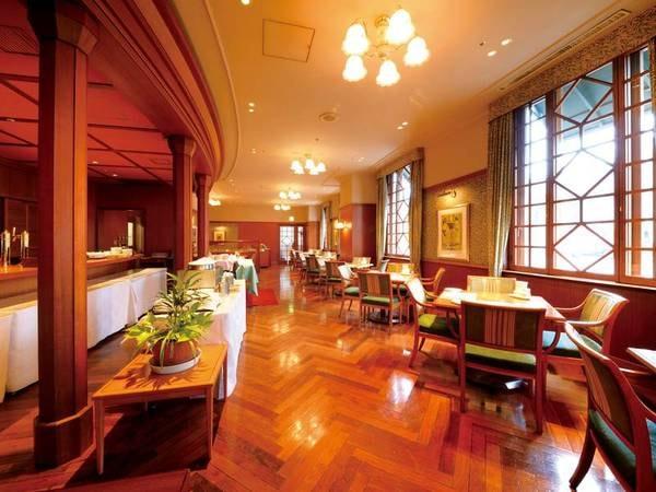 【レストラン ラ・セーラ】落ち着いた雰囲気の中で頂く朝食は一味違います!