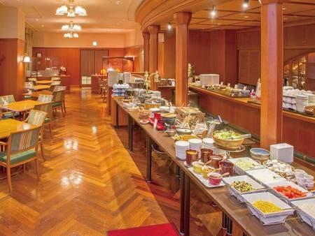 【お食事会場/レストラン ラ・セーラ】料理長こだわりの料理の数々は津軽郷土の味も含め種類も豊富♪