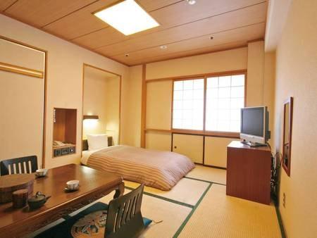 【和室/一例(喫煙)】ホッと!できる落ち着いた雰囲気の和室タイプのお部屋