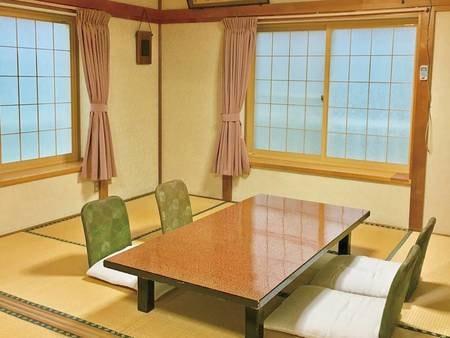 【和室/一例】畳のお部屋での~んびり…ごゆっくりとお寛ぎ下さい