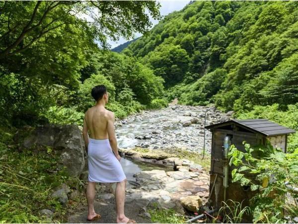 露天風呂/ご宿泊者限定の貸切風呂
