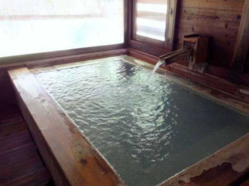 貸切風呂 仙人の湯