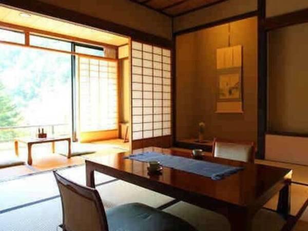 【禁煙】介山荘一般客室◇和室10畳+広縁/一例