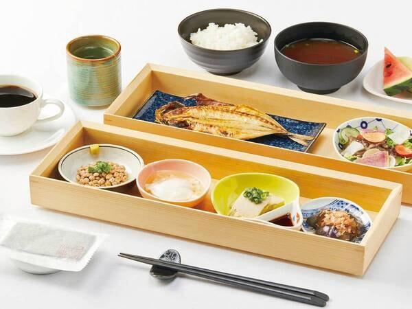 朝食【レストランまたはルームサービス】