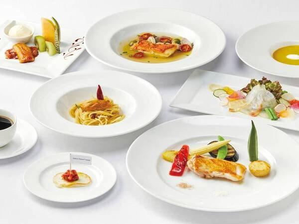イタリアンフルコースディナー/一例