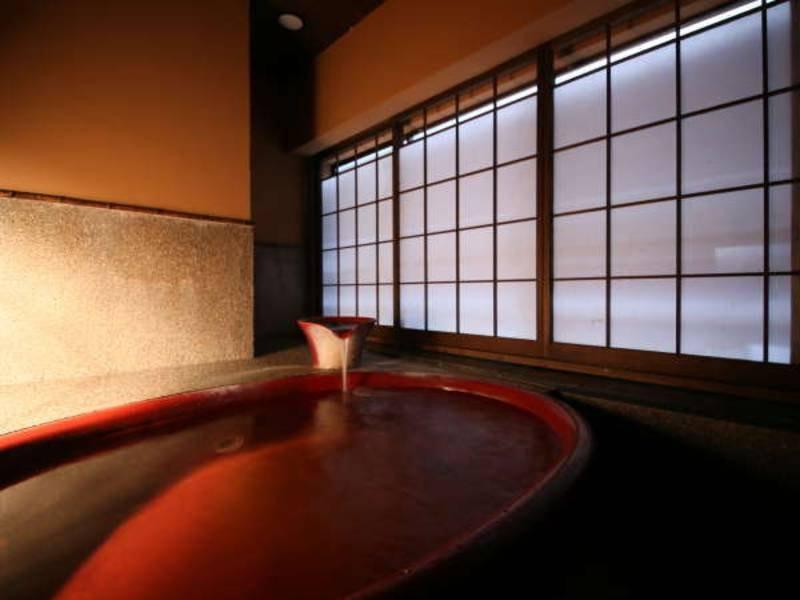 貸切風呂「火山」