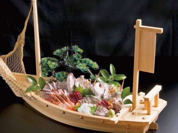 舟盛り/一例