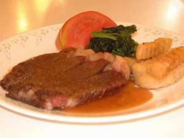 牛ステーキ付/一例