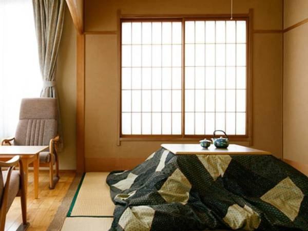 【萩の棟A】次の間こたつスタンダード和室 一例
