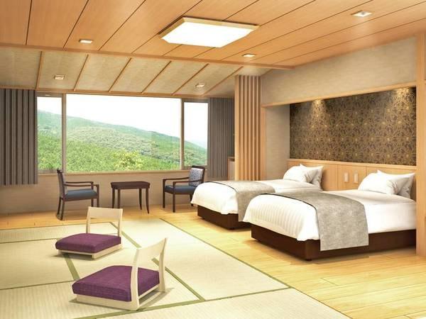 【和洋室/写真一例】広縁のある広めなお部屋