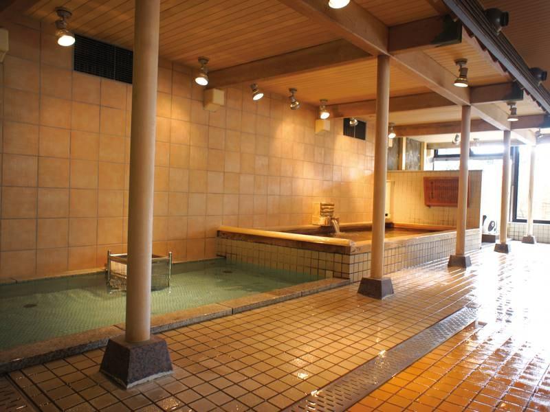 【浴場/あいの湯・まごころの湯】トルマリン風呂・ヒノキ風呂
