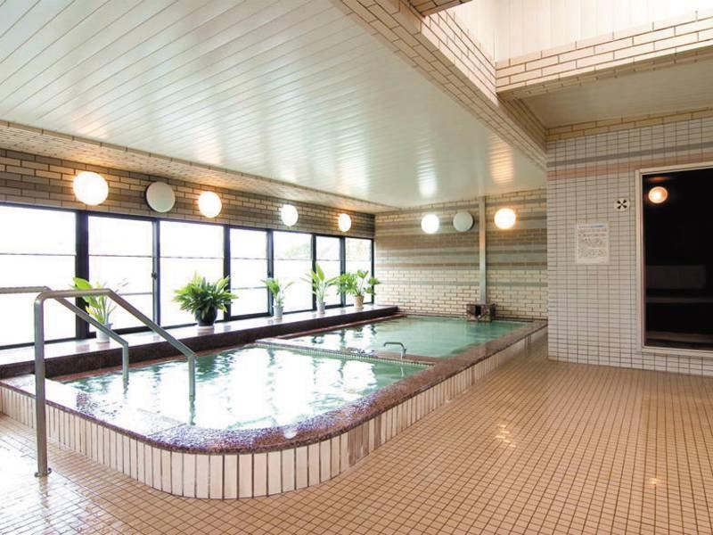 【貸切風呂/つるの湯・かめの湯】サウナ付きの広々とした空間