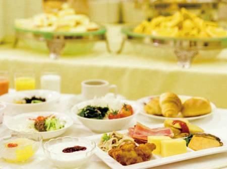 【朝食/例】朝は和洋バイキング