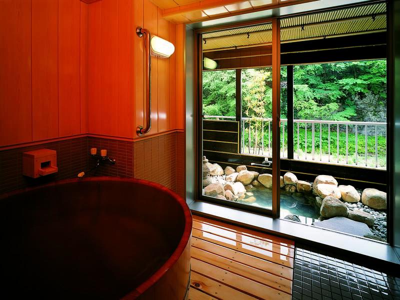 貸切風呂「黄金の湯」