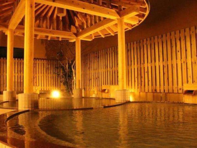 大浴場(かたくりの湯)