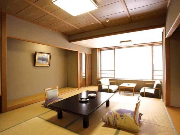【緑山亭客室/例】現代数寄屋造りの和室