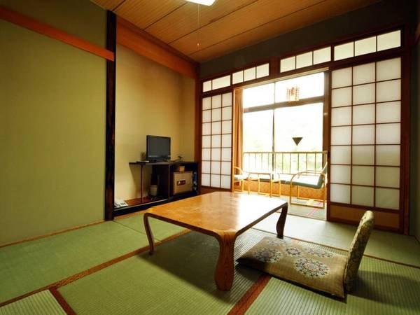 【和室6~7.5畳 (バスなし)】一人旅やビジネスのお客様もご満足いただけるくつろぎの和室。
