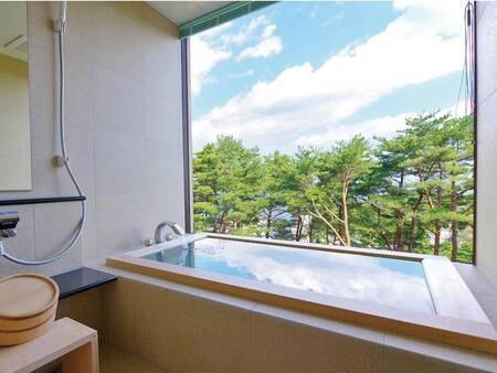 【ビューバス付和室ツインベッドルーム/例】