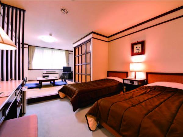 【和洋室/例】小上りの和室がついたゆったりとした和洋室へご案内