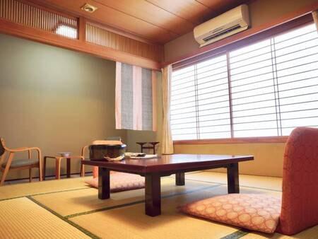 8畳和室/例