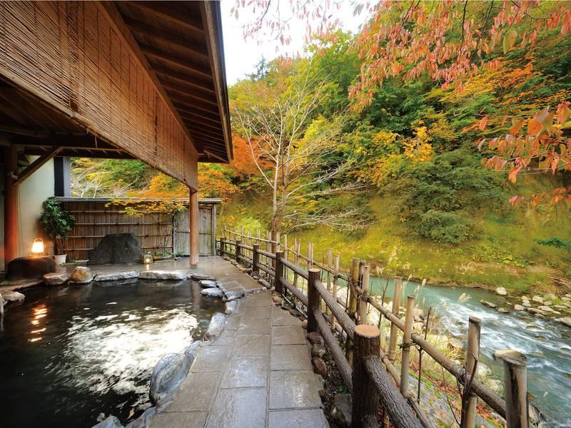 【女性専用露天】瀬美温泉で最もとろとろした肌触りの湯です。