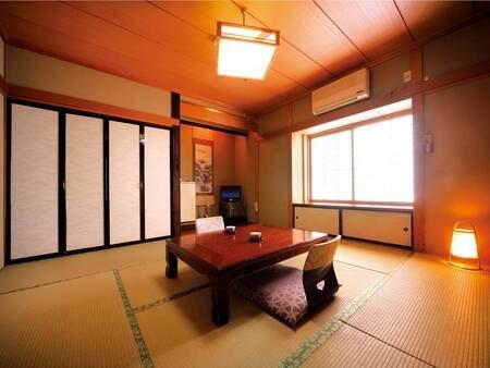 [客室/例]トイレ付8畳和室をお得にご提供 ※バスなし