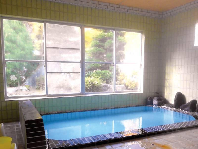 【大浴場】24時間入浴が可能