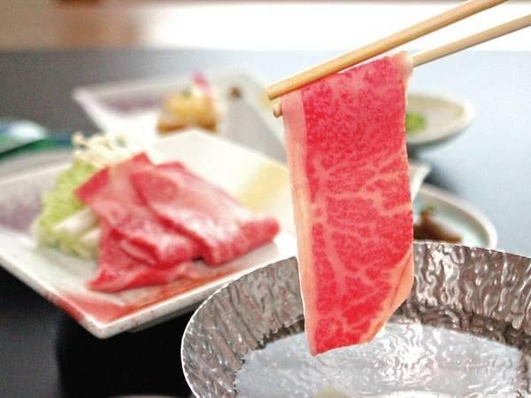 【前沢牛のしゃぶ御膳/例】旨味たっぷりの前沢牛を召し上がれ!