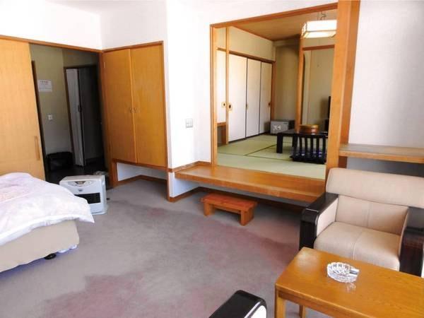 【和洋室/例】広いお部屋でゆったり