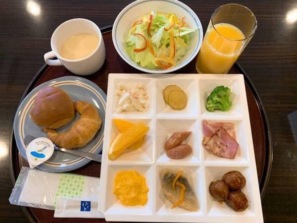 【朝食/一例】