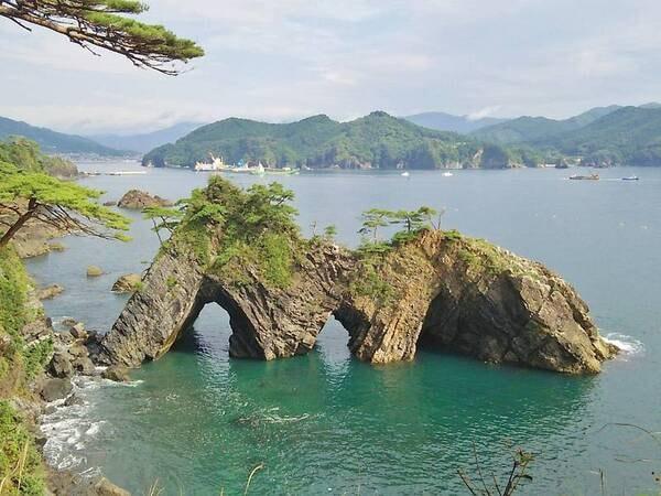 【碁石海岸/例】散歩コースもありゆっくり観光したい方におすすめです。